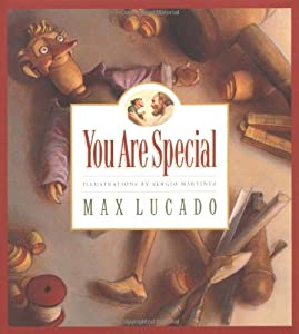 """Cover of """"You Are Special (Max Lucado's W..."""