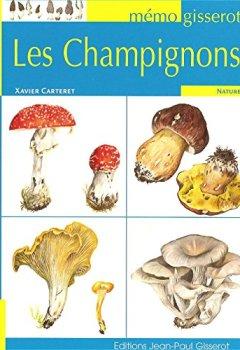 Livres Couvertures de Champignons (les) - Memo