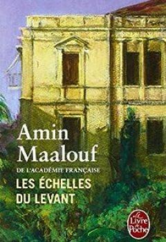 Livres Couvertures de Les Echelles Du Levant