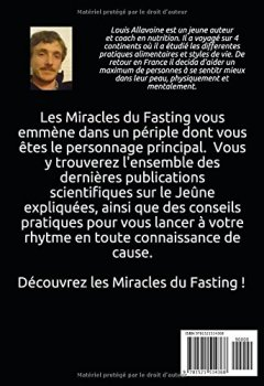 Livres Couvertures de Les Miracles du FASTING: La méthode naturelle de Jeûne intermittent pour perdre du poids sans régime