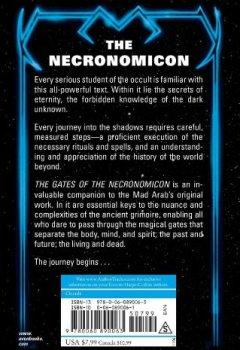 Livres Couvertures de The Gates of the Necronomicon