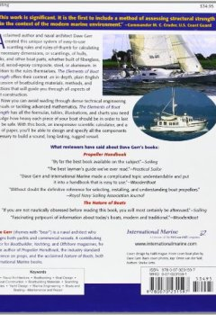 Livres Couvertures de The Elements of Boat Strength: For Builders, Designers, and Owners