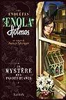 Les enquêtes d'Enola Holmes, Tome 3 : Le mystère des pavots blancs