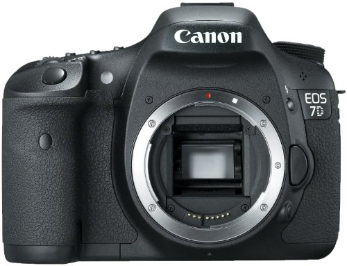 Canon EOS 7D 18 MP CMOS Digital SLR Camera (Gray Market) with 3-inch LCD (Body) + WSP Mini Tripod & Cleaning Kit