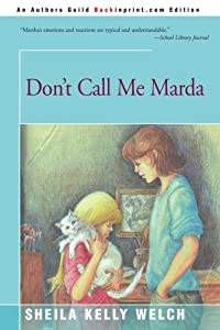"Cover of ""Don't Call Me Marda"""