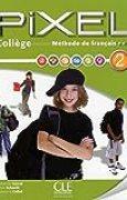 Pixel collège - Niveau 2 - Livre + DVD