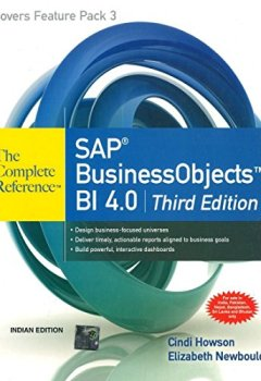 Livres Couvertures de Sap Business Objects Bi 4.0: The Complete Reference: 3Rd Edition