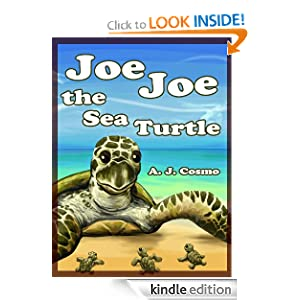 Joe Joe the Sea Turtle