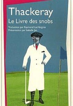 Livres Couvertures de Le Livre Des Snobs