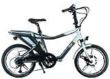 ave E Bike Eagle 20 Zoll Herren mit Faltlenker soft soil