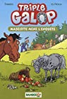 Triple galop, Tome 1 : Mascotte mène l'enquête