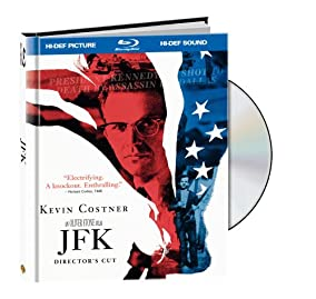 "Cover of ""JFK - Director's Cut (Two-Disc ..."