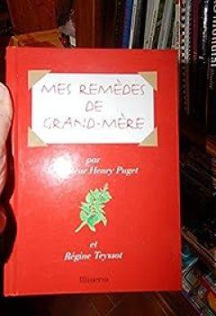 Livres Couvertures de Mes Remèdes De Grand Mère