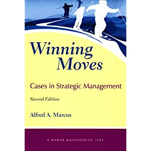 Winning Moves: Cases in Strategic Management