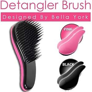 detangler brush designed by bella york large wet and dry hair all in one brush