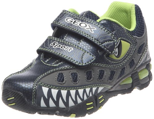 Geox Jr Light Eclipse J2210C0CE14 Jungen Sneaker