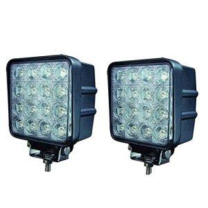 Aikar-2x48W-LED-luz-de-trabajo-Faro-Coche-Moto-luces-antiniebla-Focos-Lampara-ATV-SUV-4WD-48wa2
