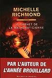 Le Carnet de la mathématicienne par Richmond