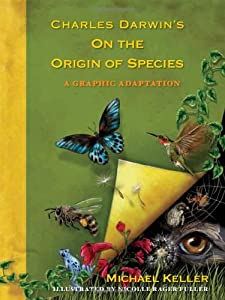 "Cover of ""Charles Darwin's On the Origin of Species"