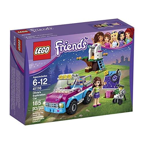 lego friends olivia,s exploration car 41116,video review,(VIDEO Review) LEGO Friends Olivia's Exploration Car 41116,
