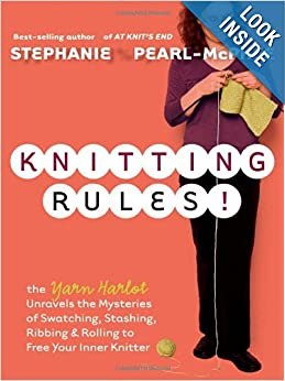 Links and Reviews Monday | Knitting Rules | Book Review by Sew.Knit.Create