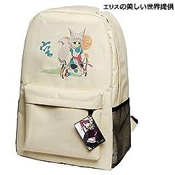 エリスの美しい世界提供 東京レイヴンズ TOKYO RAVENS  高品質バッグ かばん リュック リュックサック 通学用 通勤用バッグ 旅行用リュック メッセンジャーバッグ アニメ図鑑カード付