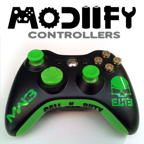Custom Modded Controllers For PS3 PS4 XBOX One And XBOX 360 Controllers