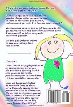 Livres Couvertures de Petites clés pour être + heureux au quotidien :-)