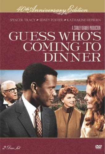"""Cover of """"Guess Who's Coming to Dinner (4..."""