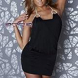 Minikleid in schwarz von Redial