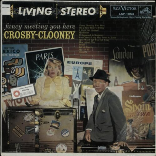 Bing Crosby and Rosemary Clooney-Fancy Meeting You Here-LP-FLAC-1958-LoKET Download