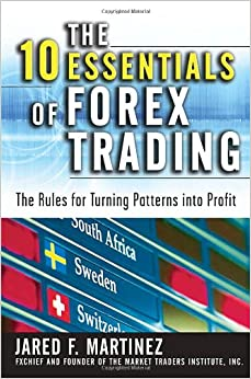 Learning to trade the forex market 51