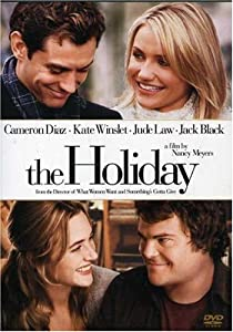 "Cover of ""The Holiday"""
