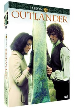 Livres Couvertures de Outlander - Saison 3 [DVD + Digital UltraViolet]