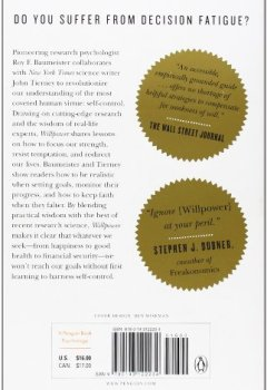 Livres Couvertures de Willpower: Rediscovering the Greatest Human Strength