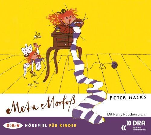 Peter Hacks - Meta Morfoß (DAV)