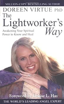 "Cover of ""The Lightworker's Way: Awakenin..."