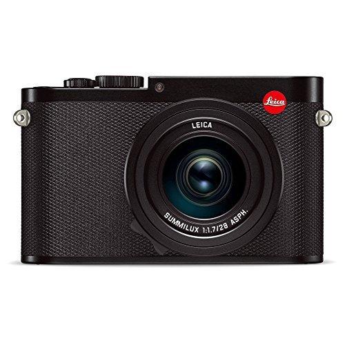 Leica Q (Typ 116), black anodized
