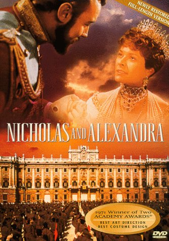 "Cover of ""Nicholas and Alexandra"""