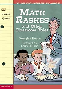 "Cover of ""Math Rashes"""