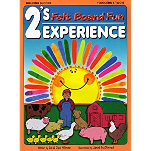 2'S Experience: Felt Board Fun (2's Experience Series)