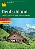 ADAC Wanderbuch Deutschland: Die 100 schönsten Touren von Rügen bis Oberstdorf (ADAC Wanderführer)