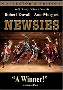 "Cover of ""Newsies (Collector's Edition)"""
