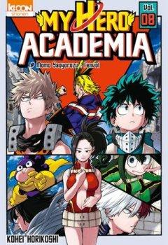 Kohei Horikoshi - My Hero Academia T08