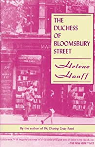 """Cover of """"The Duchess of Bloomsbury Stree..."""