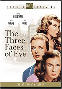 "Cover of ""The Three Faces of Eve"""