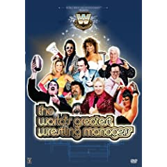 Get The Worlds Greatest Wrestling Managers from Amazon.com