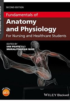 Livres Couvertures de Fundamentals of Anatomy and Physiology: For Nursing and Healthcare Students