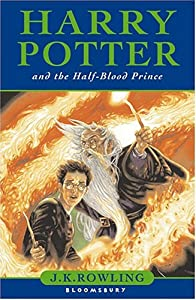 "Cover of ""Harry Potter and the Half-Blood..."