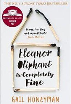 Livres Couvertures de Eleanor Oliphant Is Completely Fine